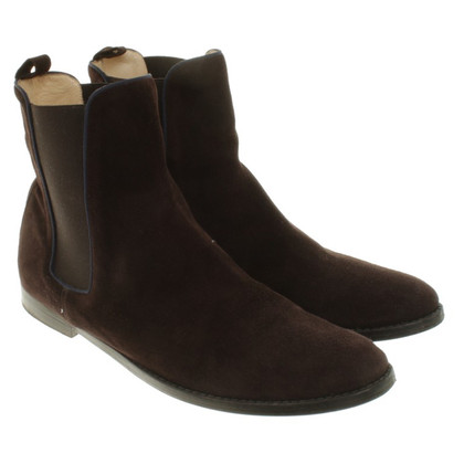 Andere Marke SchoShoes - Chelsea Boots in Braun