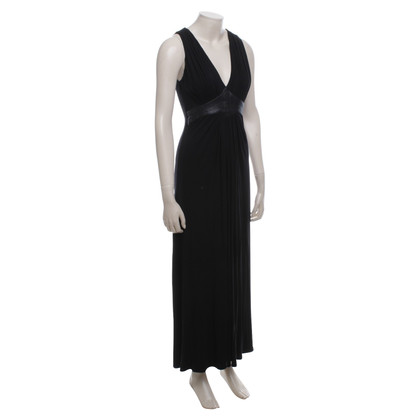 Sky Evening Dress in Black