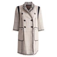 Louis Vuitton Tweed-Mantel