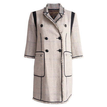 Louis Vuitton Tweed coat