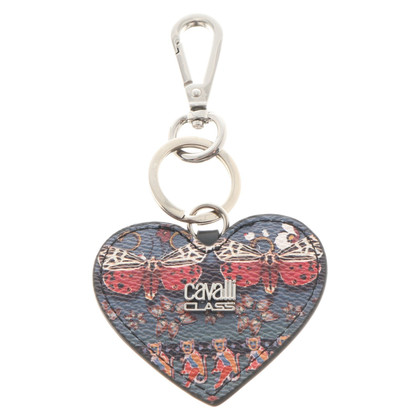 Just Cavalli Key ring in heart shape