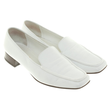 Prada Loafer in White