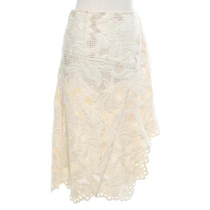 Marni Top skirt in cream