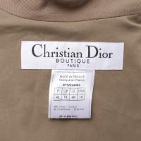 Christian Dior Blazer in Khaki