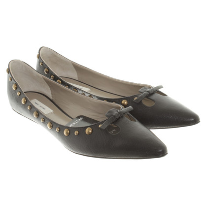 Marc Jacobs Ballerinas with rivets