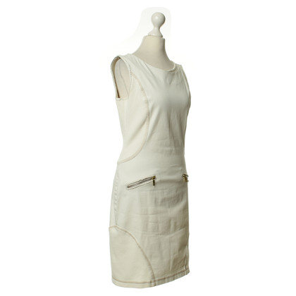 Boss Orange Kleid in Creme