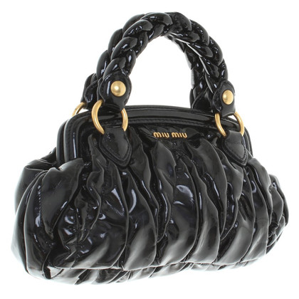 Miu Miu Small handbag in black