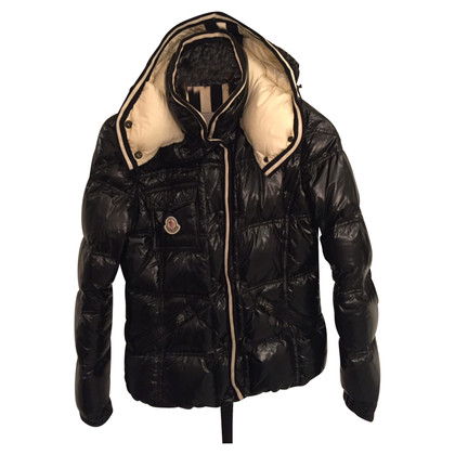 Moncler Patent leather jacket