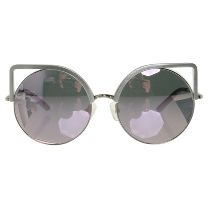 Matthew Williamson Sonnebrille in Cateye-Form