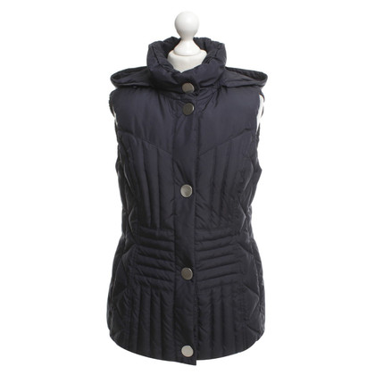 Laurèl Vest in dark blue