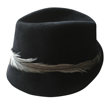 Eugenia Kim Kim dree feather-embellished Fedora