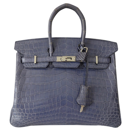 "Hermès ""Birkin Bag 25"" krokodillenleer"