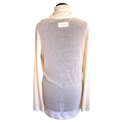 MM6 by Maison Margiela Sweater in cream