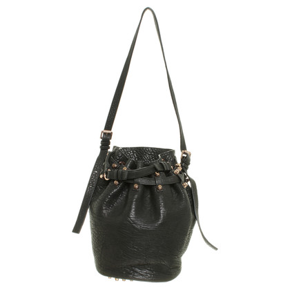"Alexander Wang Black bag ""Diego"""