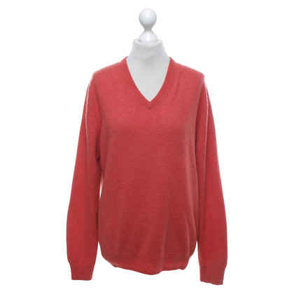 J. Crew Cashmere sweater in red