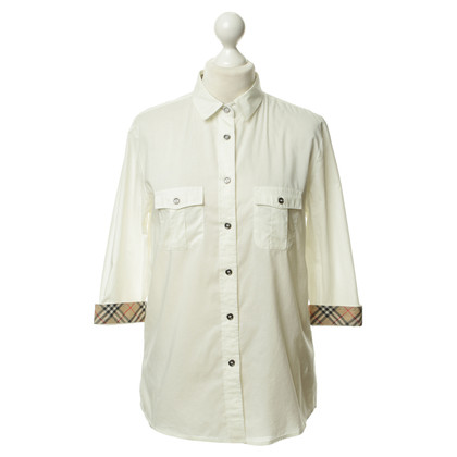 Burberry Blouse in cream