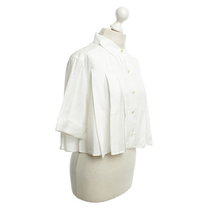 Chanel Blouse in white