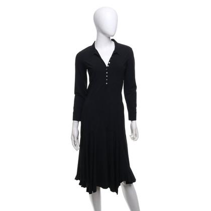 Marithé et Francois Girbaud Dress in black / dark blue