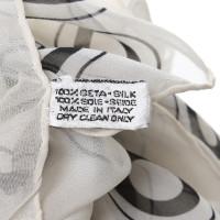 Chanel sciarpa di seta
