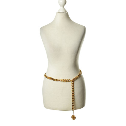 Chanel Chain belt in gold