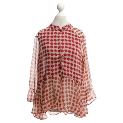 Adolfo Dominguez Blouse with pattern