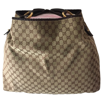 "Gucci ""Shopper"" with Guccissima pattern"