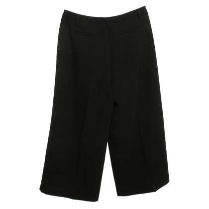 Stefanel trousers in black
