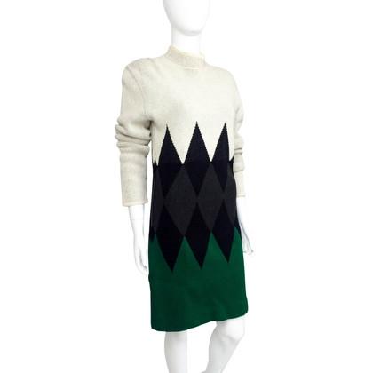 Jean Paul Gaultier Wollen jurk - 1985