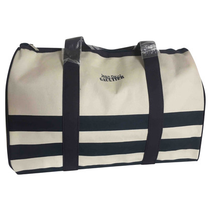 Jean Paul Gaultier Cloth Bowling Bag