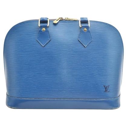 """Louis Vuitton """"Alma PM Epi Cuir"""""""