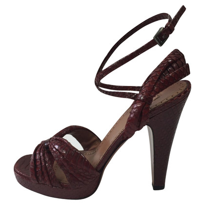 Alaïa Sandals in Bordeaux