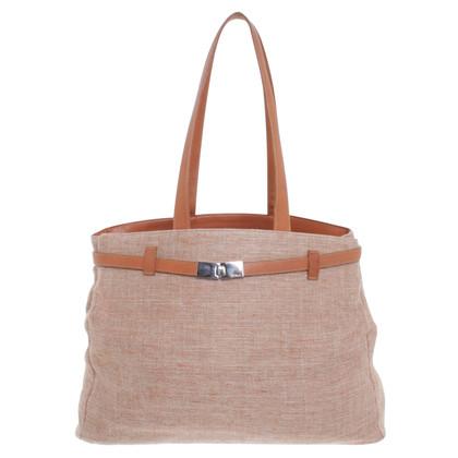 Furla Cognac colored handbag