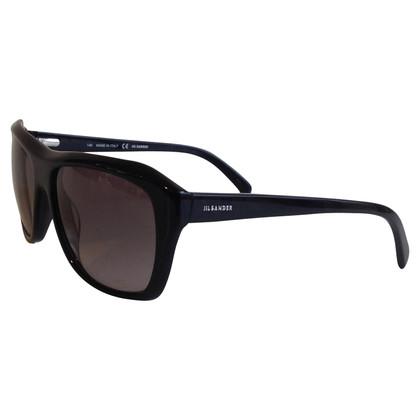 Jil Sander Sunglasses in Black
