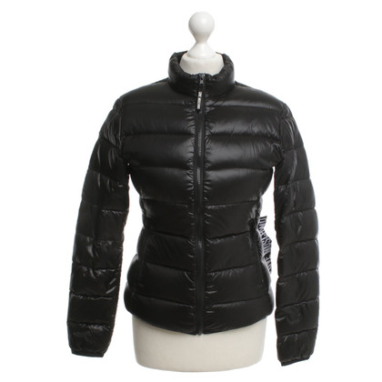 Moschino Love Quilted jacket in black
