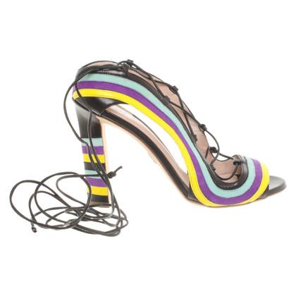 Paula Cademartori Sandalen in multicolor
