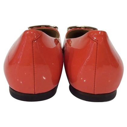 Roger Vivier Ballerine Patent Leather