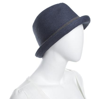 Woolrich Hut in Blau