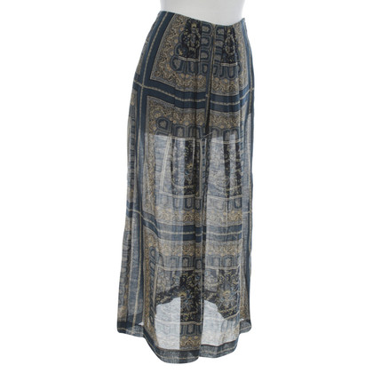 Armani skirt with pattern