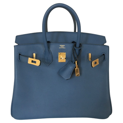 "Hermès ""Birkin Bag 25"" van Swift leer"