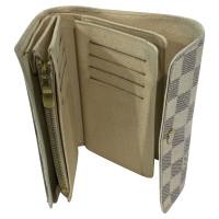 Louis Vuitton Wallet from Damier Azur Canvas
