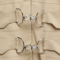 Versace Dress in beige