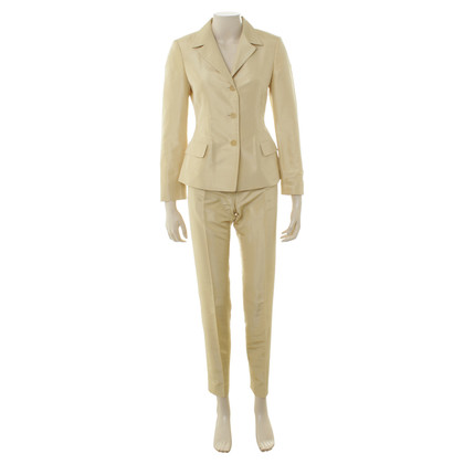Jil Sander Pant suit made of silk