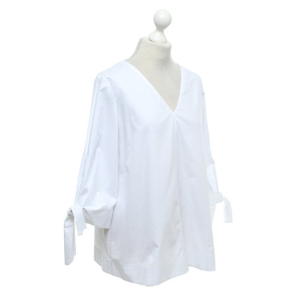 Cos Top in bianco