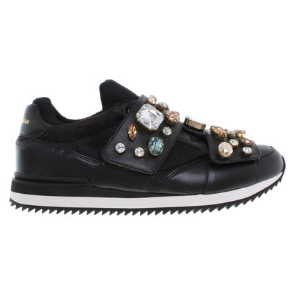Dolce & Gabbana Sneakers with gemstones