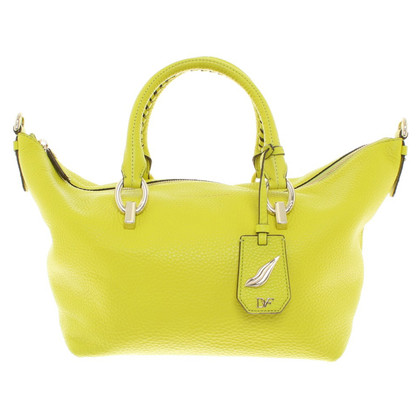 Diane von Furstenberg Handbag in yellow
