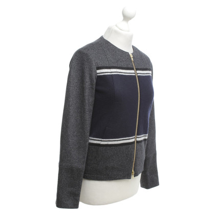Odeeh Short jacket in a purist style
