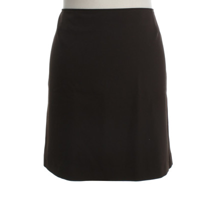 Wolford Straight skirt in brown
