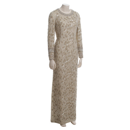 Escada Evening dress with embroidery