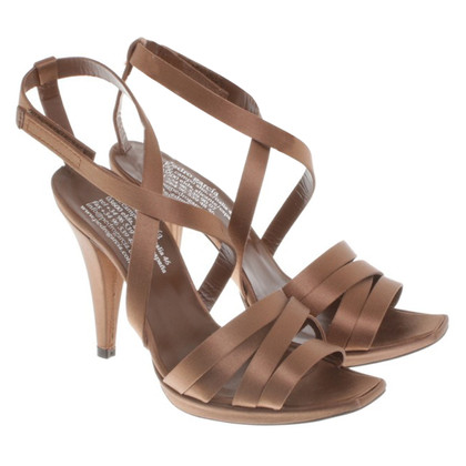 Pedro Garcia Sandals in brown