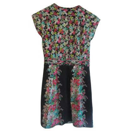 Nanette Lepore Wrap dress made of silk